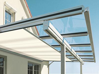 Terrassendach Sonnenschutz